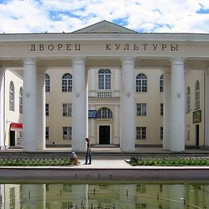 Дворцы и дома культуры Пестяков