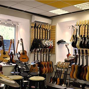 Музыкальные магазины Пестяков