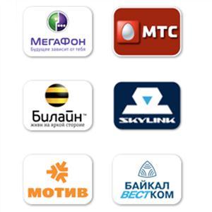 Операторы сотовой связи Пестяков