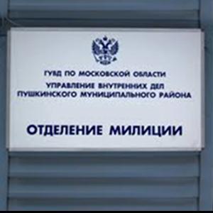 Отделения полиции Пестяков