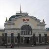 Железнодорожные вокзалы в Пестяках